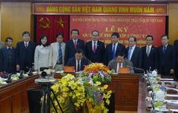 Mặt trận Tổ quốc Việt Nam và Ban Nội chính ký kết phối hợp công tác
