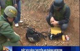 Công an Sơn La phá vụ án ma túy lớn