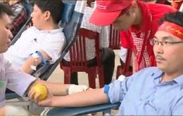 Hành trình đỏ 2015 kết thúc với gần 20.000 đơn vị máu