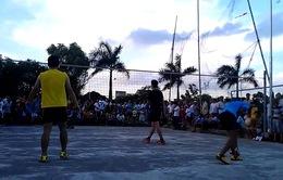 VTV Cup 2015: Tình yêu bóng chuyền ở Bạc Liêu