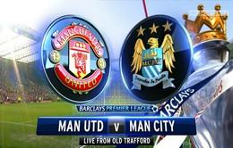 Lịch thi đấu và trực tiếp vòng 10 Ngoại hạng Anh: Rực lửa derby Manchester