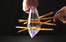 10 thí nghiệm khoa học siêu ảo với chất lỏng