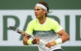 Indian Wells 2015: Gục ngã trước Raonic, Nadal bị loại tại tứ kết