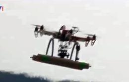 Sử dụng máy bay điều khiển từ xa trong nông nghiệp