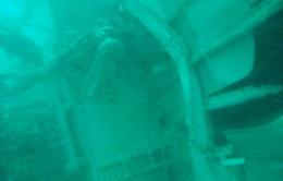 Xác định vị trí phần thân máy bay QZ8501