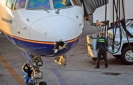 Iceland: Bị sét đánh trúng, máy bay vẫn vượt Đại Tây Dương an toàn