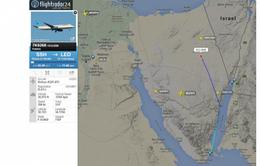 Vụ máy bay Nga rơi tại Ai Cập: Xác định được vị trí hộp đen của máy bay