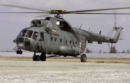 Mông Cổ: Rơi máy bay trực thăng quân sự, hơn 10 người thương vong