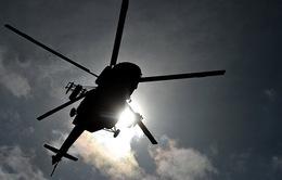 Trực thăng quân sự Venezuela gặp nạn trên lãnh thổ Colombia