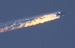 Thổ Nhĩ Kỳ bắn hạ chiến đấu cơ Su-24 của Nga