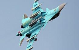 Máy bay Nga lắp tên lửa không đối tự vệ sau vụ Su-24 bị bắn rơi