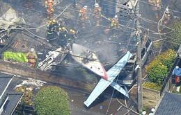 Rơi máy bay tại Nhật Bản, ít nhất 3 người thiệt mạng