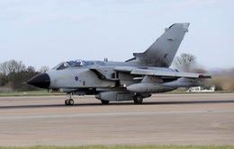 Đức bắt đầu triển khai máy bay Tornado chống IS