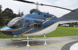 Tìm thấy xác trực thăng mất tích tại Chile