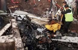 Tai nạn máy bay quân sự tại Ấn Độ