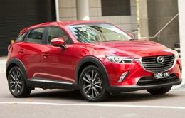 Hàng hot Mazda CX-3 bắt đầu nhận đặt hàng ở Malaysia