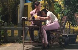 MC Hồng Phúc đóng cặp với Vân Trang trong phim mới