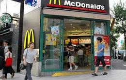 Nhật Bản: McDonald's xin lỗi sau bê bối an toàn thực phẩm