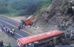 Tai nạn xe khách tại Mexico, 9 học sinh thiệt mạng