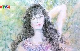 """Triển lãm tranh """"Mẹ & hoa - phái đẹp"""" - bữa tiệc của sắc màu"""