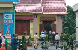 Quảng Trị: Bắt nghi phạm gây án mạng kinh hoàng giết 2 người