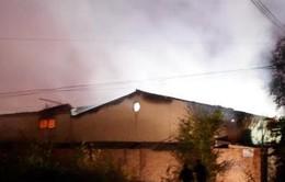 Trung Quốc: Lại xảy ra một vụ nổ nhà kho ở Thiên Tân