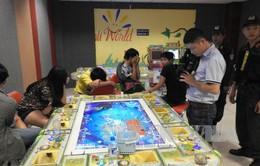 Bắt tụ điểm kinh doanh game bắn cá trá hình lớn nhất ở Tây Ninh