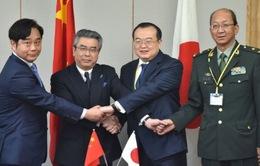 Trung Quốc, Nhật Bản đối thoại an ninh