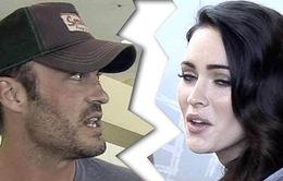 Bị ám ảnh bởi sự nghiệp, Megan Fox chia tay chồng?