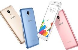 """Meizu Blue Charm Metal - """"Kẻ hủy diệt"""" smartphone vỏ kim loại trình làng"""