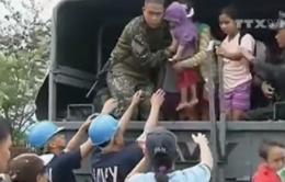 Ít nhất 3 người thiệt mạng do bão Melor tại miền Trung Philippines