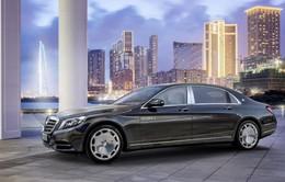 Mercedes-Maybach S600 2016 có giá 189.350 USD tại Mỹ