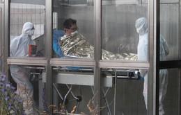 Một người Czech bị nghi nhiễm MERS