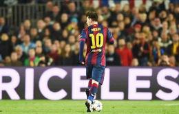 10 chân kiến tạo hàng đầu Champions League 2014/15: Messi là số 1, Ronaldo mất hút