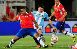 "Chile – Argentina: La Albiceleste và Messi trong cơn ""khát"" vàng"
