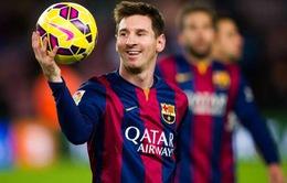 Ronaldo 'nhả' Quả bóng vàng FIFA cho Messi