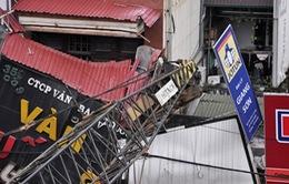 Những vụ tai nạn trên công trường dự án đường sắt trên cao