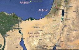Truyền thông Ai Cập: Phát hiện mảnh vỡ máy bay Nga gặp nạn