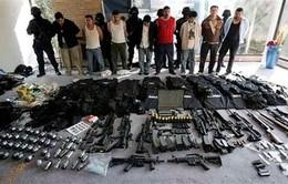 """Mexico: Trùm băng nhóm tội phạm Juarez Cartel """"sa lưới"""""""