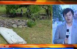 Malaysia khẩn trương xác định mảnh vỡ nghi của MH370