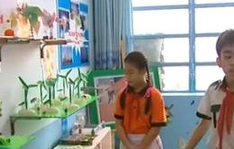 Trường học xanh đầu tiên ở TP.HCM
