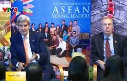 Ngoại trưởng Hoa Kỳ giao lưu với sinh viên Việt Nam