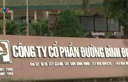 Gia Lai: Công ty đường nợ tiền mía của gần 170 hộ dân