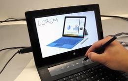 Microsoft sẽ tích hợp màn hình e-ink trên bàn phím Surface