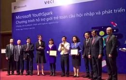 Microsoft YouthSpark - Hỗ trợ giới trẻ hội nhập và phát triển