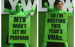 Miley Cyrus sẽ dẫn MTV Video Music Awards 2015