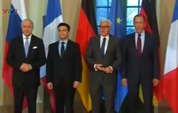 Ngoại trưởng EU nhóm họp về tình hình Ukraine