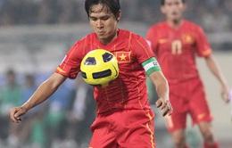 Tiền vệ Minh Phương và trận đấu cuối cùng tại V.League