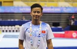 Trương Minh Sang: Tự hào với lứa VĐV Thể dục dụng cụ đàn em