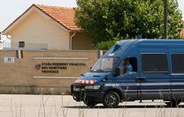 Pháp điều tra vụ trộm vật liệu nổ